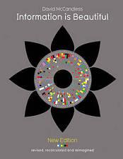 Information is Beautiful (New Edition) by David McCandless (Hardback, 2012)