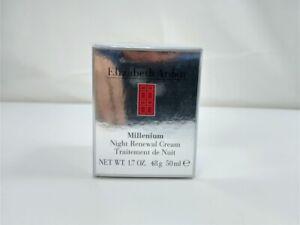 Elizabeth Arden Millenium Night Renewal cream 1.7 OZ New Factory Sealed