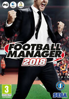 Football Manager 2018 PC Mac | In Game Editor included