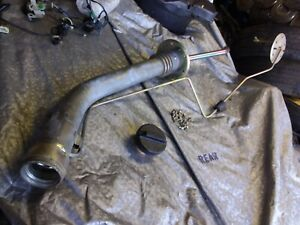 Wrecking Toyota Lexus soarer fuel tank filler neck