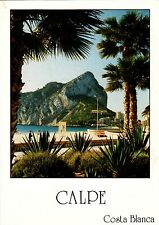 Calpa , Costa Blanca , Ansichtskarte , 1993 gelaufen