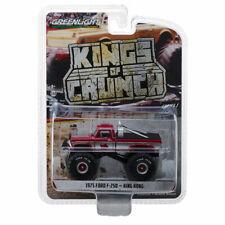1/64 Greenlight Ford F-250 King Kong Monster Truck, Kings of Crunch 49010-C