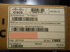 NEW-  Cisco Wifi Access Point AIR-SAP1602EBK9-RF
