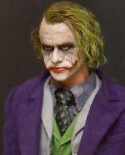1/6 Custom Joker The Dark Knight Heath Ledger