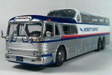 GREYHOUND - EEUU BUS 1:72 - IXO - VERY RARE, DIECAST, METAL, BRAND NEW IN BOX.!