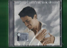 ALEJANDRO SANZ - EL ALMA AL AIRE  CD NUOVO SIGILLATO
