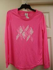 Under Armour Women's Sz: XS, Pink Long Sleeve