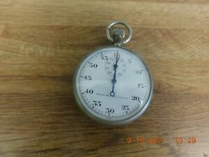 Vintage stop watch, Chicago Apparatus, Swiss made