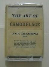 The Art of Camouflage by LT-COL. C H R Chesney