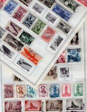 Russia - Collection on 57 Old Album Pages (ref #20-0613) - No Reserve!