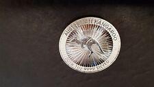 2016 1 oz Australian Silver Kangaroo Coin