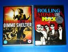 THE ROLLING STONES, Gimme Shelter + Live At the MAX, remastered and restored,DVD
