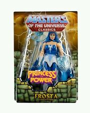 Masters Of The Universe Classics Frosta Figure Ice Empress of Etheria