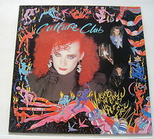 CULTURE CLUB.....WAKING UP WITH THE HOUSE ON FIRE....LP