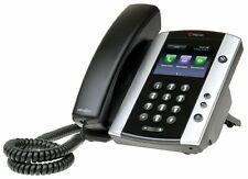 Polycom VVX 500 PoE Business Media IP Phone 2200-4500-025 - NEW