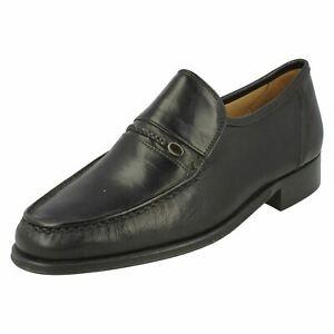 Vente Hommes Thomas Blunt Habillé à Enfiler Robe Chaussure Amos 9626-01