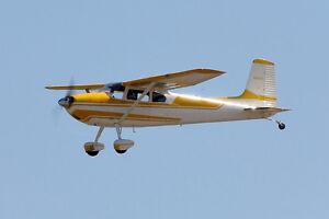 1/10 Echelle Cessna 180 Skywagon Plans Et Gabarit 44ws
