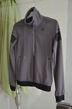Adidas Damen Jacke Climalite, Größe XS, grau, Fehlkauf, nur einmal kurz getragen