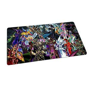 YuGiOh Playmat - Dark Paladin - Spellcaster - Brand New Custom Mat