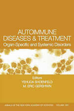Autoimmune Diseases and Treatment: Organ-Specific and Systemic Disorders, Volume