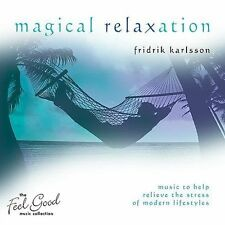 FREE US SHIP. on ANY 2 CDs! ~Used,VeryGood CD Fridrik Karlsson: The Feel Good Co