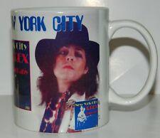 MARC BOLAN - SUPERB  'NEW YORK CITY' MUG.. VERY LIMITED QUANTITY.
