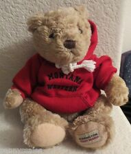 Herrington Teddy With Red Montana Western Hoodie EUC Limited Edition 2007