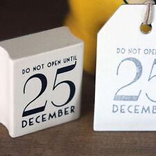 East Of India non aperta fino al 25 dicembre TIMBRO-NATALE Craft