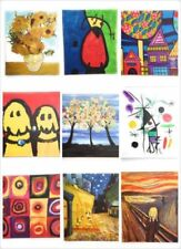 Contemporary (1980-Now) Reproduction Multi-Colour Art Paintings