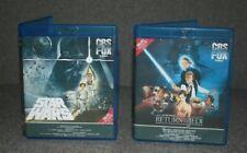 Star Wars 4K77 & 4K83 Return Of The Jedi With DNR Bluray