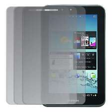 MPERO 3 Pack of Matte Anti-Glare Screen Protectors for Samsung Galaxy Tab 2 7.0