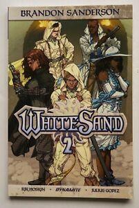 Brandon Sanderson White Sand Vol. 2 Dynamite Graphic Novel Comic Book