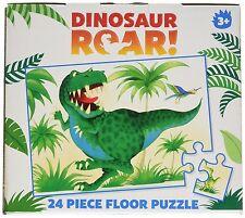 Dinosauro Roar! PUZZLE PAVIMENTO 24 PEZZI