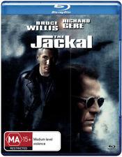 The Jackal Blu-ray Bruce Willis Richard Gere