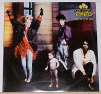 Thompson Twins - Here's To Future Days - Original LP Record - Vinyl Near Mint