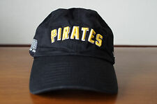 Pittsburgh Pirates MLB the Show 06 Playstation New Era Strapback Hat Cap Black