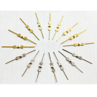 40mm BRASS color PINS CHANDELIER LAMP BEAD PRISM CRYSTAL CONNECTOR 500pcs