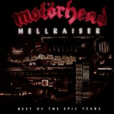 Motorhead Hellraiser-Best Of The Epic Years CD NEW SEALED 2003