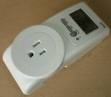 ELECTRICAL ELECTRONIC POWER ENERGY MONITOR UPM EM130 TOTAL COST OVERLOAD WARNING