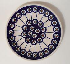 HIT Sehr schöner Teller aus Bunzlauer Keramik, Durchmesser 18 cm (*4005)