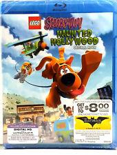 LEGO Scooby-Doo: Haunted Hollywood (Blu-ray Disc, 2017)