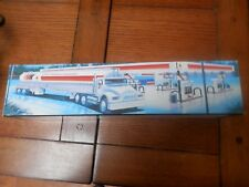 Citgo TOY TANKER TRUCK  /  1st. Of A Series  /  New In Box