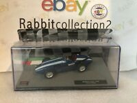 "DIE CAST "" MASERATI 250F - 1958 CARROLL SHELBY "" FORMULA 1 COLLECTION 1/43"