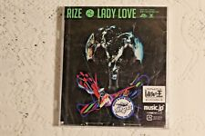 Lady Love Music CD by Rize