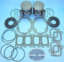 SKI-DOO 380 TOURING E SPI PISTON KITS WINDEROSA GASKET SET OIL SEALS 1996 96