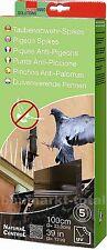 SWISSINNO Taubenabwehr Spikes 1m Vogelabwehr Möwenabwehr Schwalbenabwehr Vogel