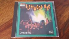 1991 Fleetwood Mac greatest hits live cd(on stage cd 12006 aad)(made in EEC)