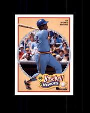 1991 Upper Deck Aaron Heroes #24 (J)