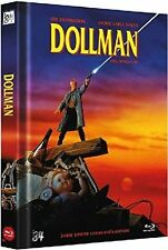 BLU-RAY  DOLLMAN - Mediabook (+DVD) - Limited ´84 Collector´s Edition