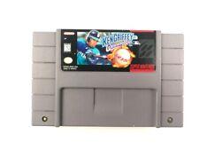 Ken Griffey Jr.'s Winning Run (Super Nintendo Entertainment System, 1996)